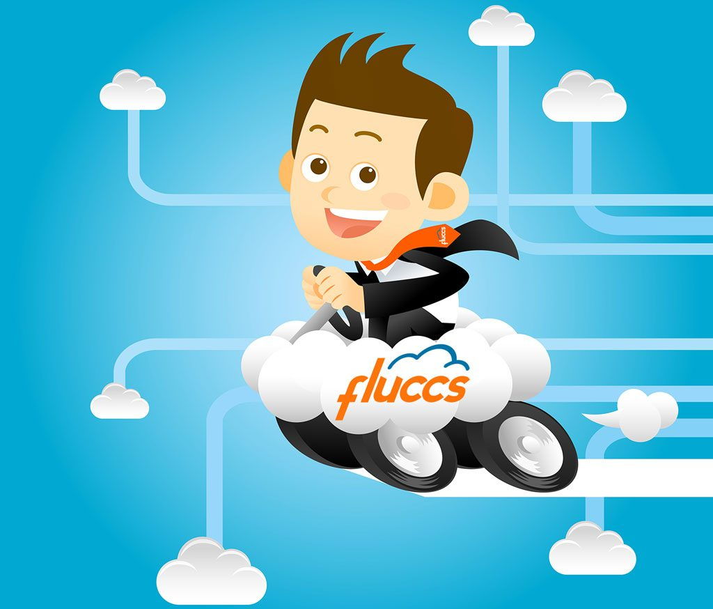 Fluccs fast performance cloud
